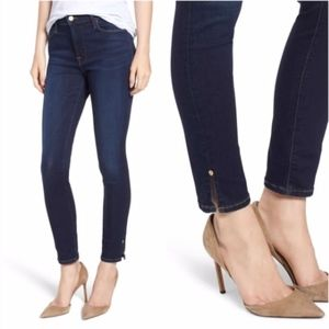 Frame Le High Skinny Jeans (Wythe)